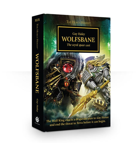 The Horus Heresy: Wolfsbane (HB)