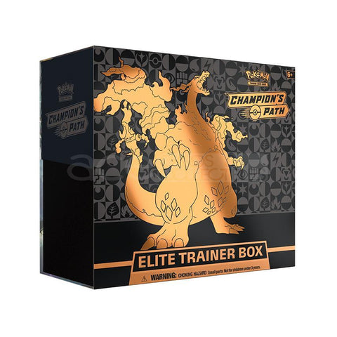 Pokémon TCG: Champion's Path Elite Trainer Box