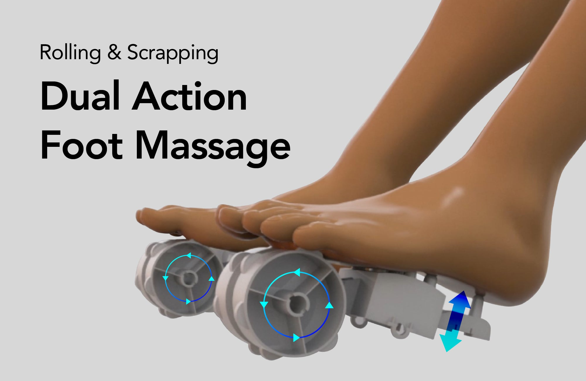 Dual Action Foot Massage