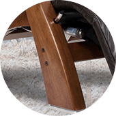 Perfect Chair PC-LiVE Solid Wood Base