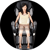 Kiwami 4D-970 Japan Air Compression Massage