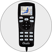 Osaki OS-Monarch Remote Control