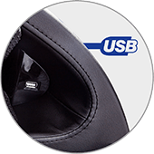Osaki OS-Monarch USB Charging