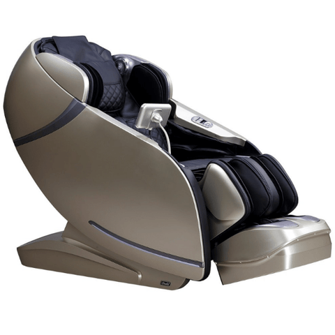 Osaki Massage Chair Black/Beige / FREE 5 Year Extended Limited Warranty ($249.00 value) / FREE Curbside Delivery + $0 Osaki OS-Pro First Class Massage Chair