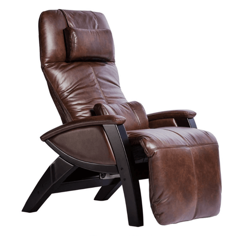 Svago Recliner Chestnut / Manufacturer's Warranty / Free Curbside Delivery Svago ZGR Plus SV-395 Zero Gravity Recliner