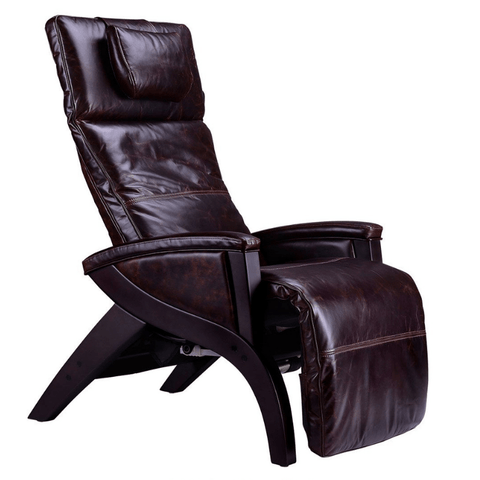 Svago Recliner Mahogany / Manufacturer's Warranty / Free Curbside Delivery Svago ZGR Newton SV-630 Zero Gravity Recliner