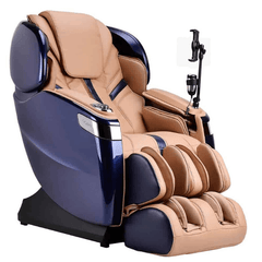 Ogawa Massage Chair Blue & Sand / Free Manufacturer's Warranty / Free Curbside Delivery + $0 Ogawa Master Drive AI Massage Chair