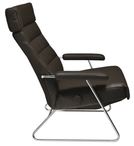 Lafer Recliner Brown Lafer Adele Recliner