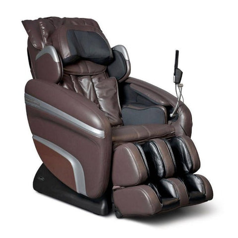 Osaki Massage Chair Brown / FREE 3 Year Limited Warranty / FREE Curbside Delivery + $0 Osaki OS-7200H Massage Chair
