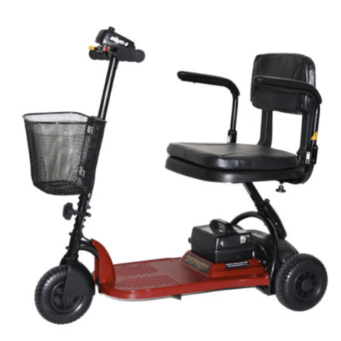 Shoprider Echo 3-Wheel Lighweight Scooter