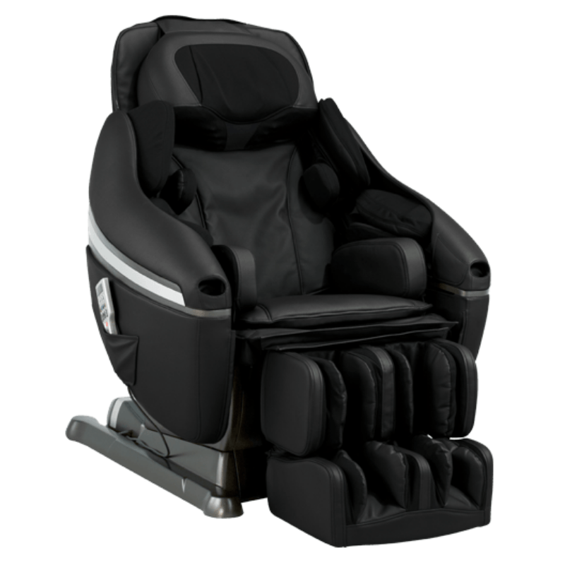 Inada Massage Chair Black / FREE 3 Year Limited Warranty / FREE Curbside Delivery + $0 Inada DreamWave Classic Massage Chair