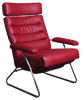 Image of Lafer Recliner Cherry Lafer Adele Recliner