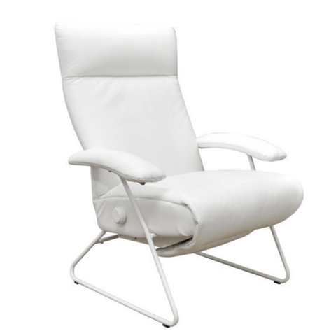 Lafer Recliner White Lafer Demi Recliner