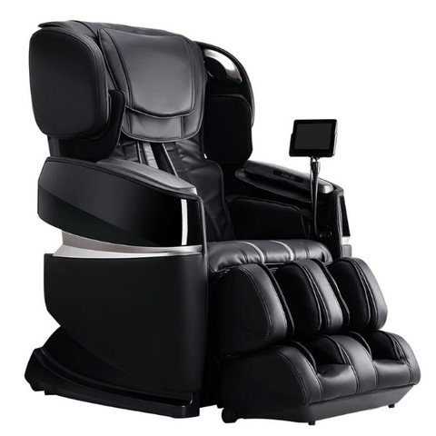 Ogawa Massage Chair Black & Silver / Free Manufacturer's Warranty / Free Curbside Delivery + $0 Ogawa Stretch 3D Massage Chair