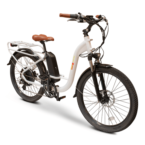 EWheels Bam Step Thru Electric Bike
