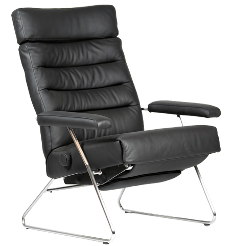 Lafer Recliner Black Lafer Adele Recliner