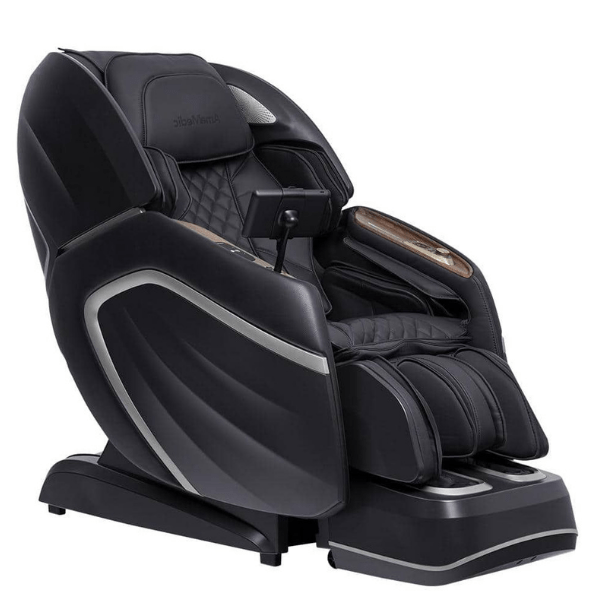 AmaMedic Massage Chair Black / FREE 5 Year Extended Limited Warranty ( $249.00 value ) / FREE Curbside Delivery + $0 AmaMedic Hilux 4D Massage Chair
