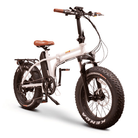 EWheels Bam Folding Electric Bike