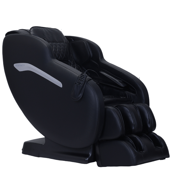 Infinity Massage Chair Black/Black / Manufacturer's Warranty / Free Curbside Delivery + $0 Infinity Aura Massage Chair