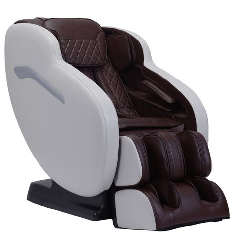 Infinity Massage Chair Cream/Brown / Manufacturer's Warranty / Free Curbside Delivery + $0 Infinity Aura Massage Chair