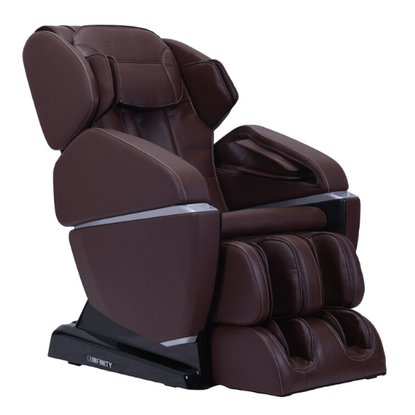 Infinity Massage Chair Brown / Manufacturer's Warranty / Free Curbside Delivery + $0 Infinity Prelude Massage Chair