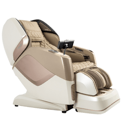 Osaki Massage Chair Beige / FREE 5 Year Extended Limited Warranty ( $249.00 value ) / FREE Curbside Delivery + $0 Osaki OS-4D Pro Maestro LE Massage Chair