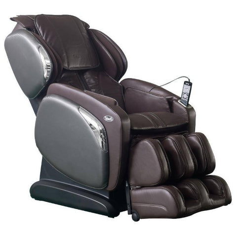Osaki Massage Chair Brown / FREE 3 Year Limited Warranty / FREE Curbside Delivery + $0 Osaki OS-4000LS Massage Chair