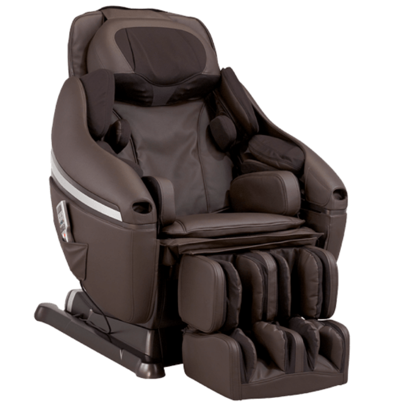 Inada Massage Chair Dark Brown / FREE 3 Year Limited Warranty / FREE Curbside Delivery + $0 Inada DreamWave Classic Massage Chair