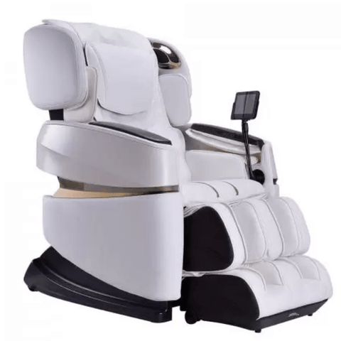 Ogawa Massage Chair Ivory & Gold / Free Manufacturer's Warranty / Free Curbside Delivery + $0 Ogawa Stretch 3D Massage Chair