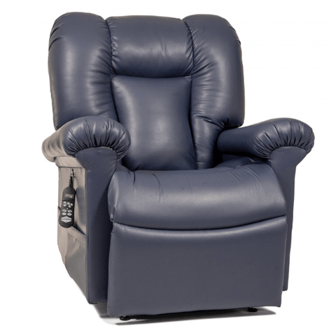 UltraComfort Lift Chair Night Navy / Free Curbside Delivery + $0 UltraComfort UC562 Medium Large Zero Gravity Lift Chair