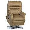 Image of UltraComfort Lift Chair Autumn / Free Curbside Delivery + $0 / No Vibration/Heat + $0 UltraComfort UC332-M Medium Power Lift Chair