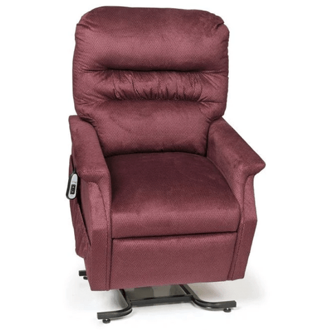 UltraComfort Lift Chair Rosewood / Free Curbside Delivery + $0 / No Vibration/Heat + $0 UltraComfort UC332-M Medium Power Lift Chair