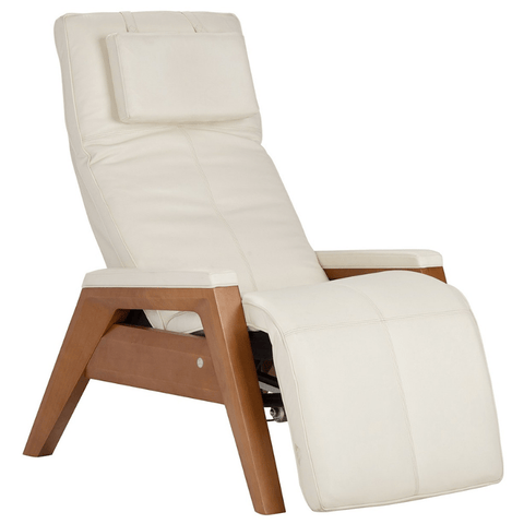 Human Touch Recliner Bone / Beach / Free Curbside Delivery + $0.00 Human Touch ZG Gravis Zero Gravity Recliner