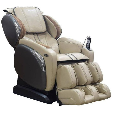 Osaki Massage Chair Cream / FREE 3 Year Limited Warranty / FREE Curbside Delivery + $0 Osaki OS-4000LS Massage Chair