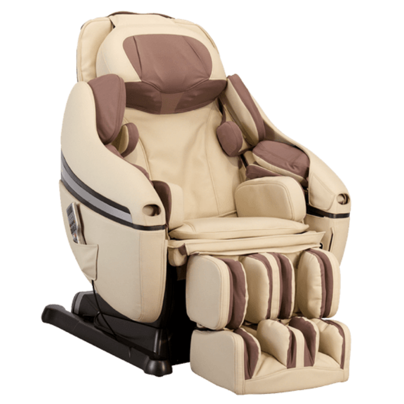 Inada Massage Chair Beige / FREE 3 Year Limited Warranty / FREE Curbside Delivery + $0 Inada DreamWave Classic Massage Chair
