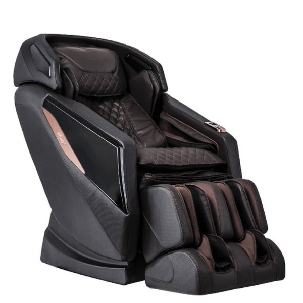 Osaki Massage Chair Brown / FREE 3 Year Limited Warranty / FREE Curbside Delivery + $0 Osaki OS-Pro Yamato Massage Chair