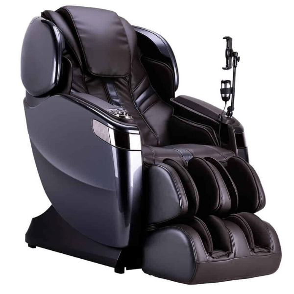 Ogawa Massage Chair Graphite & Espresso / Free Manufacturer's Warranty / Free Curbside Delivery + $0 Ogawa Master Drive AI Massage Chair