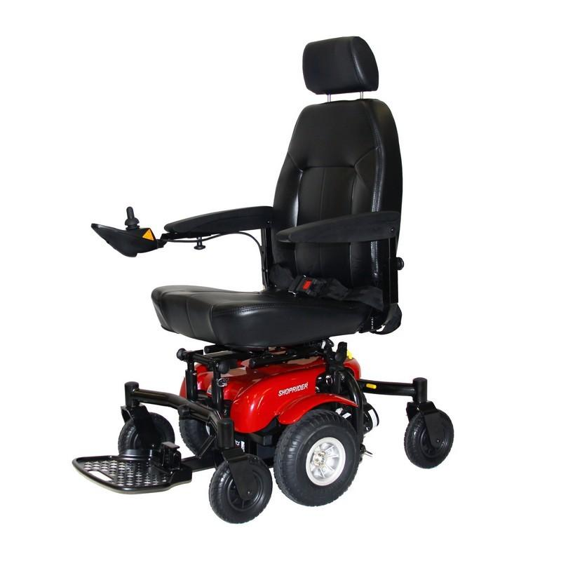 Shoprider 6RUNNER 10 Power Wheelchair