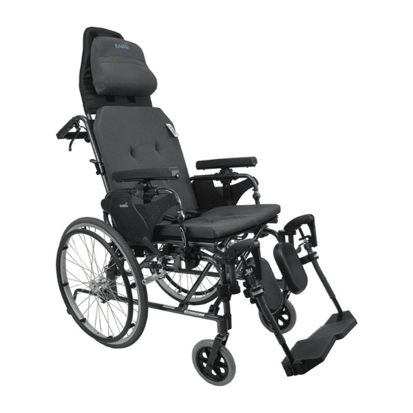 Karman  MVP-502 Ergonomic Transport Wheelchair