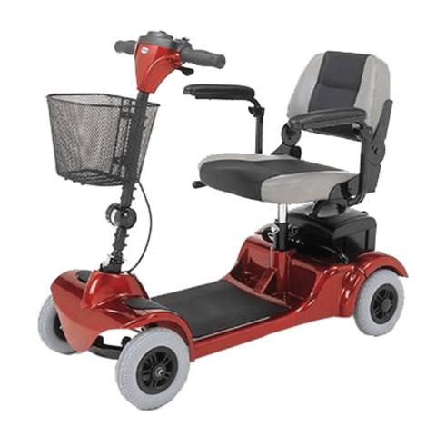 Merits Health S549 Mini Coupe Mobility Scooter