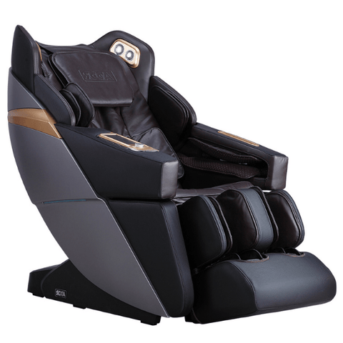 Ador Massage Chair Brown & Black / FREE 3 Year Limited Warranty / FREE Curbside Delivery + $0 Ador 3D Allure Massage Chair