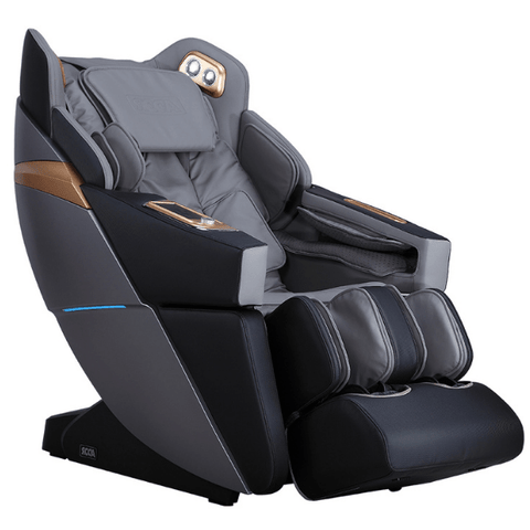Ador Massage Chair Black & Charcoal / FREE 3 Year Limited Warranty / FREE Curbside Delivery + $0 Ador 3D Allure Massage Chair