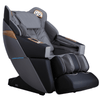 Image of Ador Massage Chair Black & Charcoal / FREE 3 Year Limited Warranty / FREE Curbside Delivery + $0 Ador 3D Allure Massage Chair