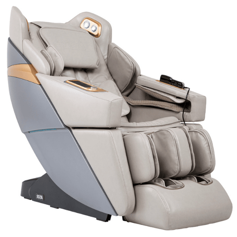 Ador Massage Chair Taupe / FREE 3 Year Limited Warranty / FREE Curbside Delivery + $0 Ador 3D Allure Massage Chair
