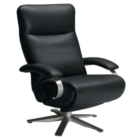 Lafer Recliner Black Lafer Carrie Recliner