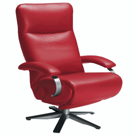 Lafer Recliner Cherry Lafer Carrie Recliner