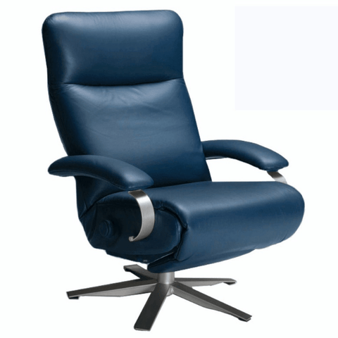 Lafer Recliner Cobalt Lafer Carrie Recliner