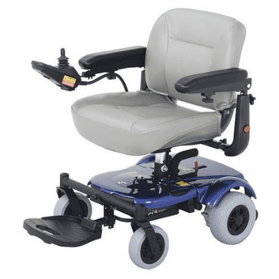Merits Health P321 EZ-GO Power Wheelchair