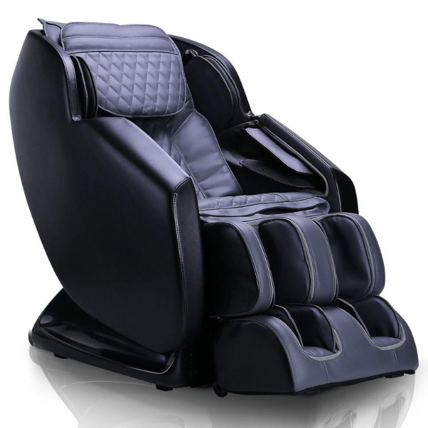 Ergotec Massage Chair Black/Grey / FREE Curbside Delivery + $0 / FREE 2 Year Labor + 2 Years Parts Ergotec ET-150 Neptune Massage Chair