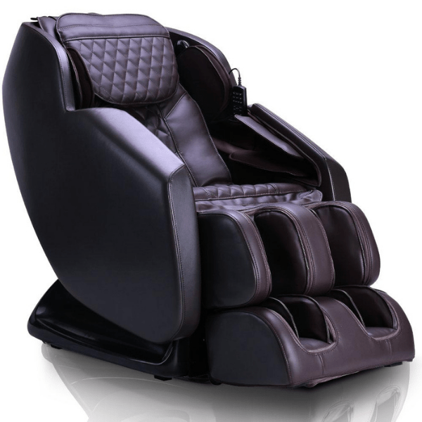 Ergotec Massage Chair Brown/Brown / FREE Curbside Delivery + $0 / FREE 2 Year Labor + 2 Years Parts Ergotec ET-150 Neptune Massage Chair